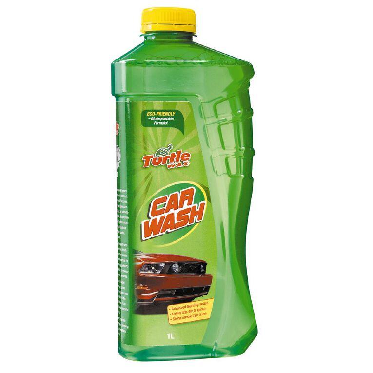 Turtle Wax Car Wash 1L, , hi-res