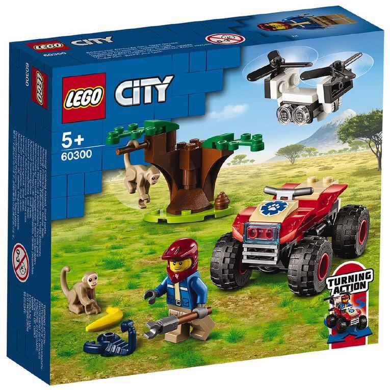LEGO CITY Wildlife Rescue ATV 60300, , hi-res
