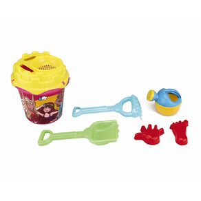 Barbie Barbie Beach Bucket Set 7 Pieces Assorted