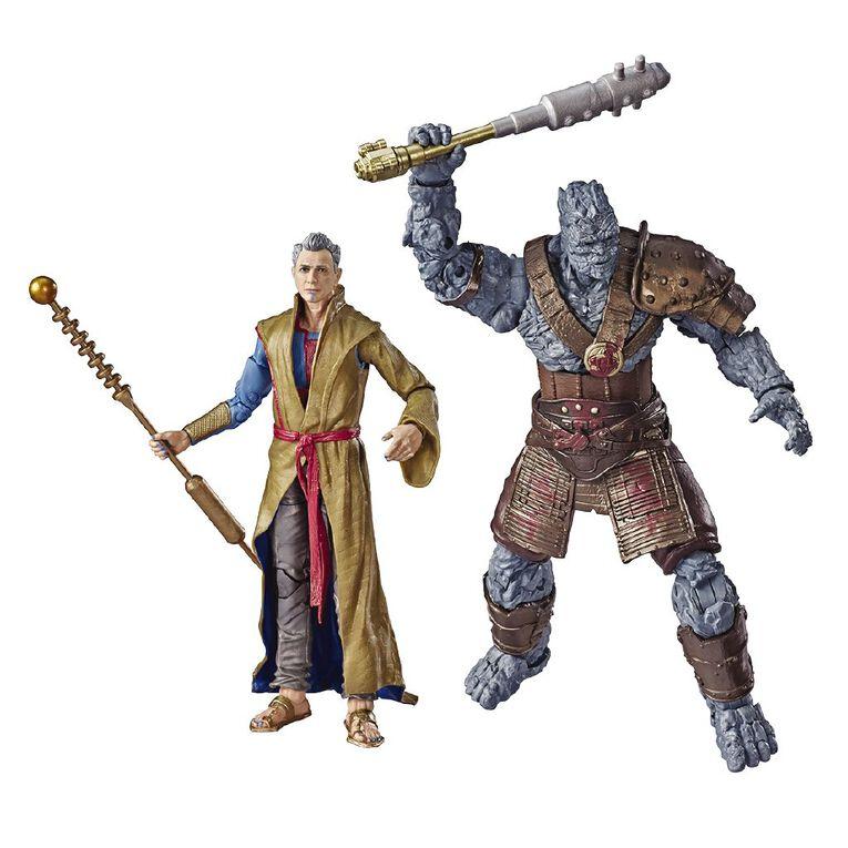 Marvel Legends 80th Anniversary Grandmaster and Korg Set, , hi-res