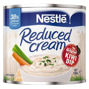Nestle Reduced Cream Can 230ml