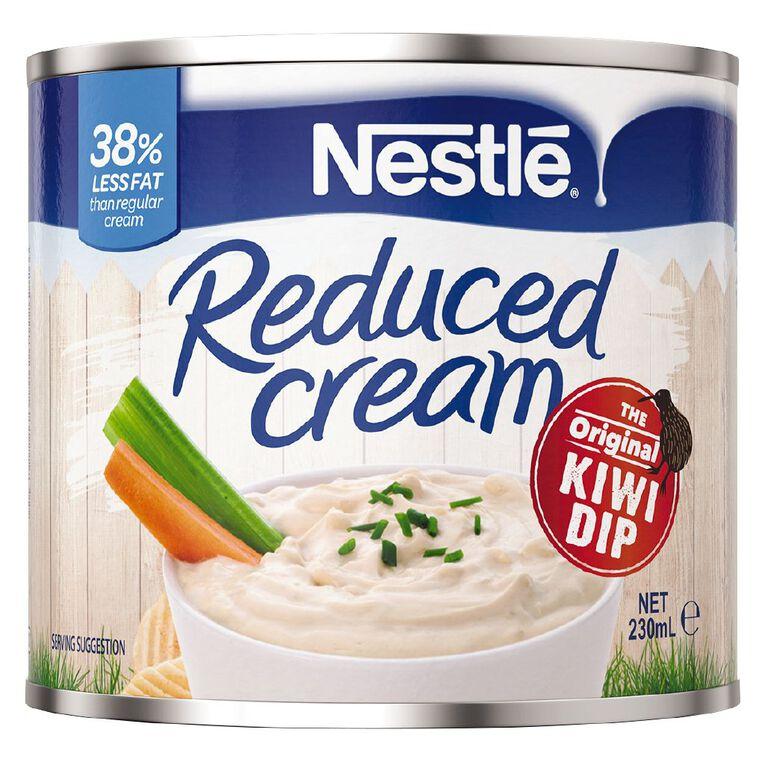 Nestle Reduced Cream Can 230ml, , hi-res