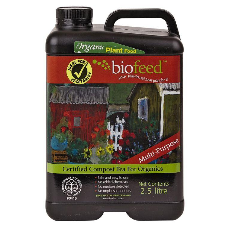 Biofeed Organic Plant Food 2.5L, , hi-res