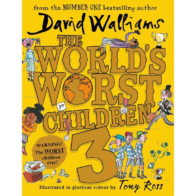 The World's Worst Children #3 by David Walliams, , hi-res