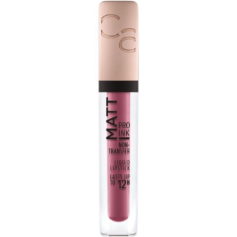 Catrice Matt Pro Ink Non-Transfer Liquid Lipstick 060, , hi-res