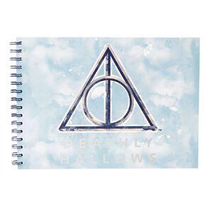 Harry Potter Sketchpad Blue Light A4