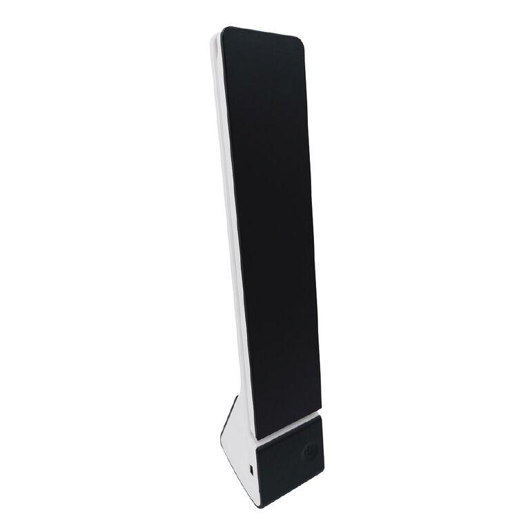 Living & Co LED Desk Lamp White/Black, , hi-res