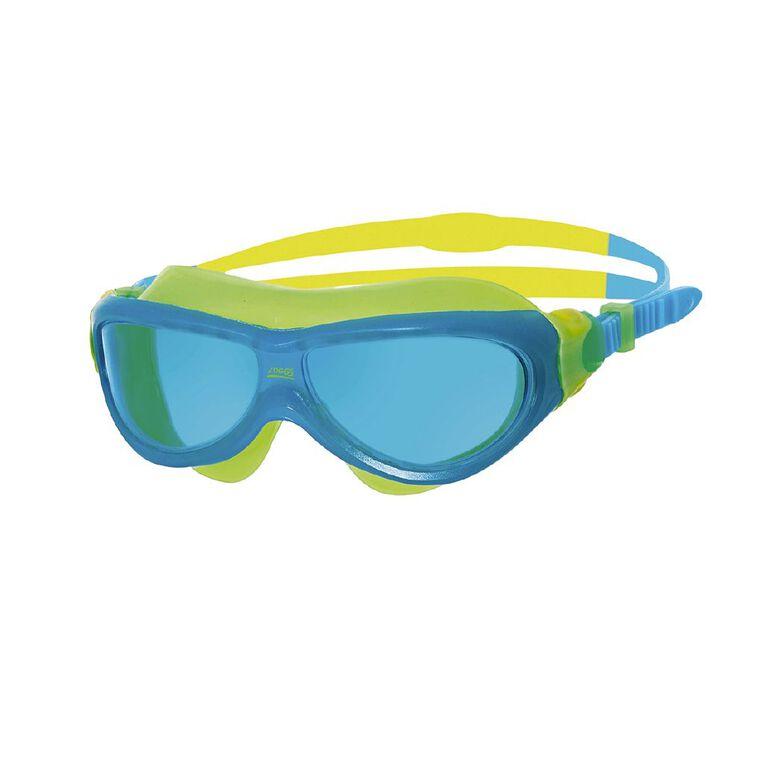 Zoggs Phantom Junior Mask Goggles, , hi-res