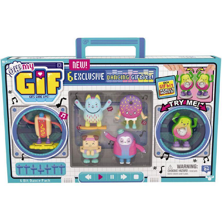 Oh My Gif 6 Dance Pack Series 1, , hi-res