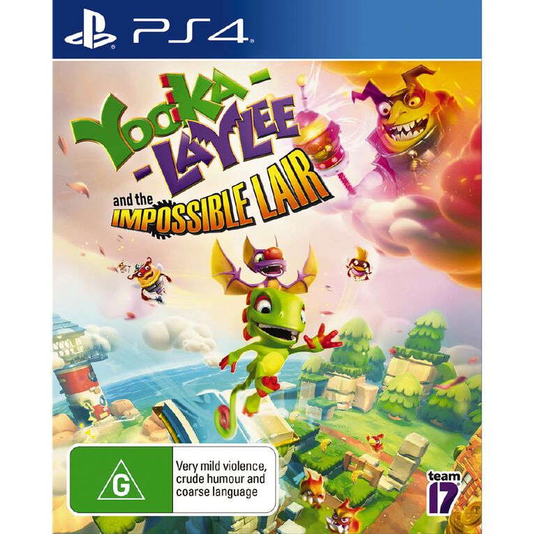 PS4 Yooka-Laylee and the Impossible Lair, , hi-res
