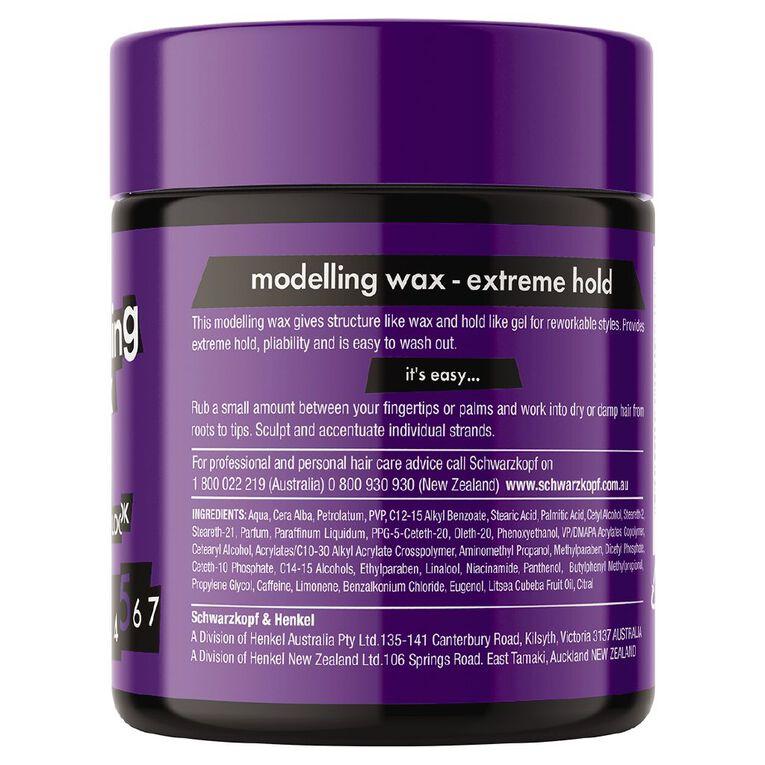 Taft Full On Wax Modelling Wax 100ml, , hi-res