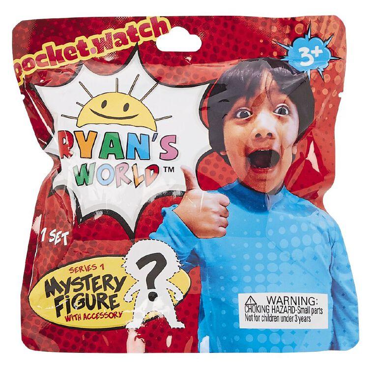 Ryan's World Blind Bag Figure Assorted, , hi-res