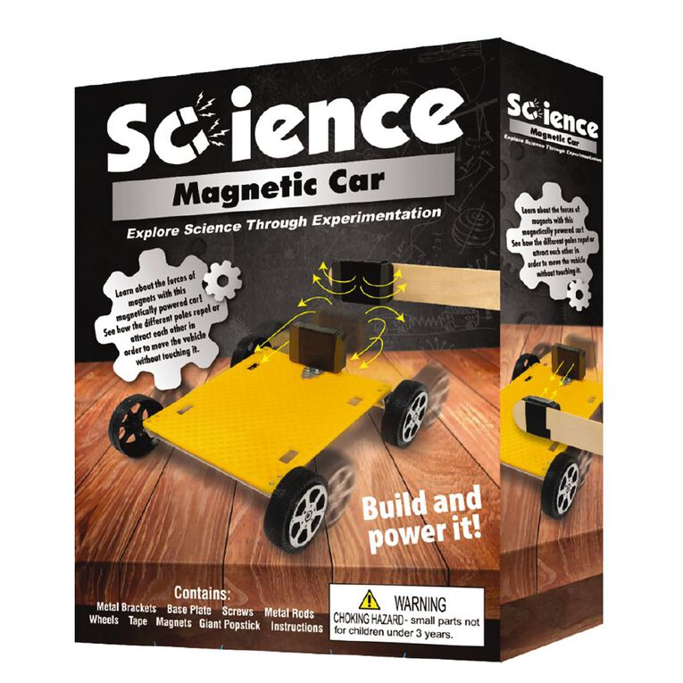 Science Power Vehicles 3 Assorted, , hi-res