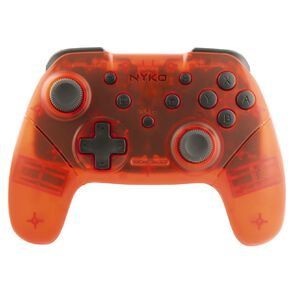 NYKO Switch Wireless Core Controller Red