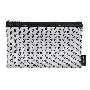 Mickey Mouse Disney Clear All Over Print Pencil Case Black