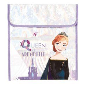 Frozen 2 Q2 Book Bag Purple