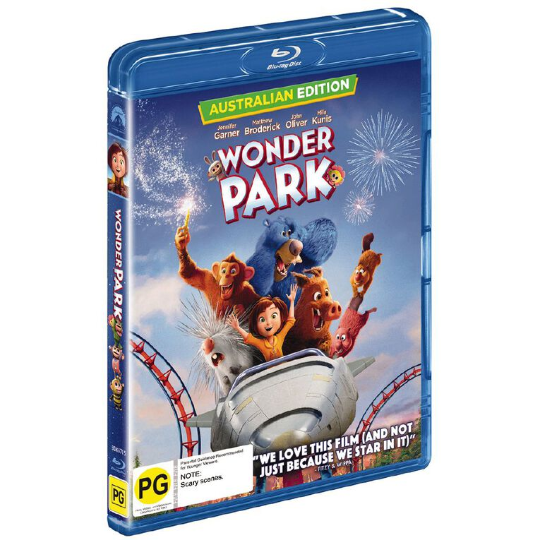 Wonder Park Blu-ray 1Disc, , hi-res