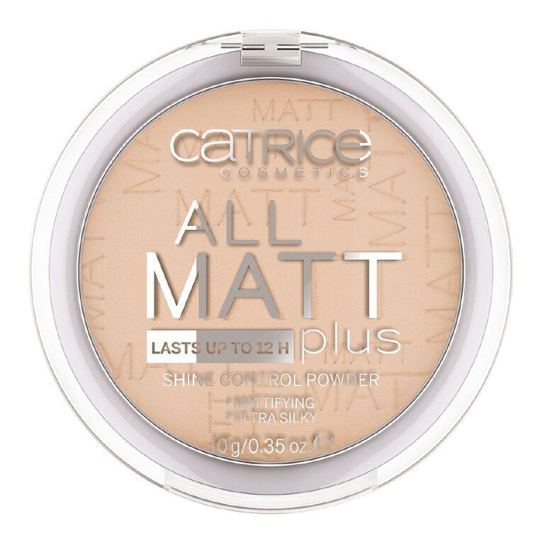 Catrice All Matt Plus Shine Control Powder 030, , hi-res