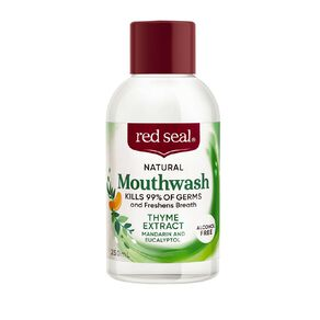 Red Seal Natural Mouthwash Thyme Extract 250ml