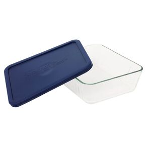 Pyrex Baking Dish with Plastic Lid 2.6L