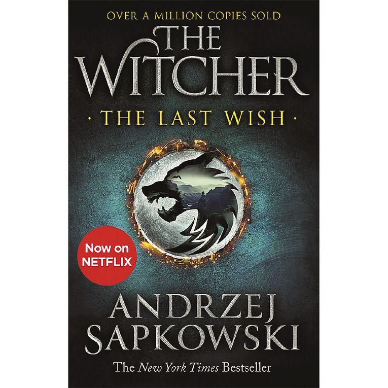 The Witcher #1 The Last Wish New Edition by Andrzej Sapkowski, , hi-res