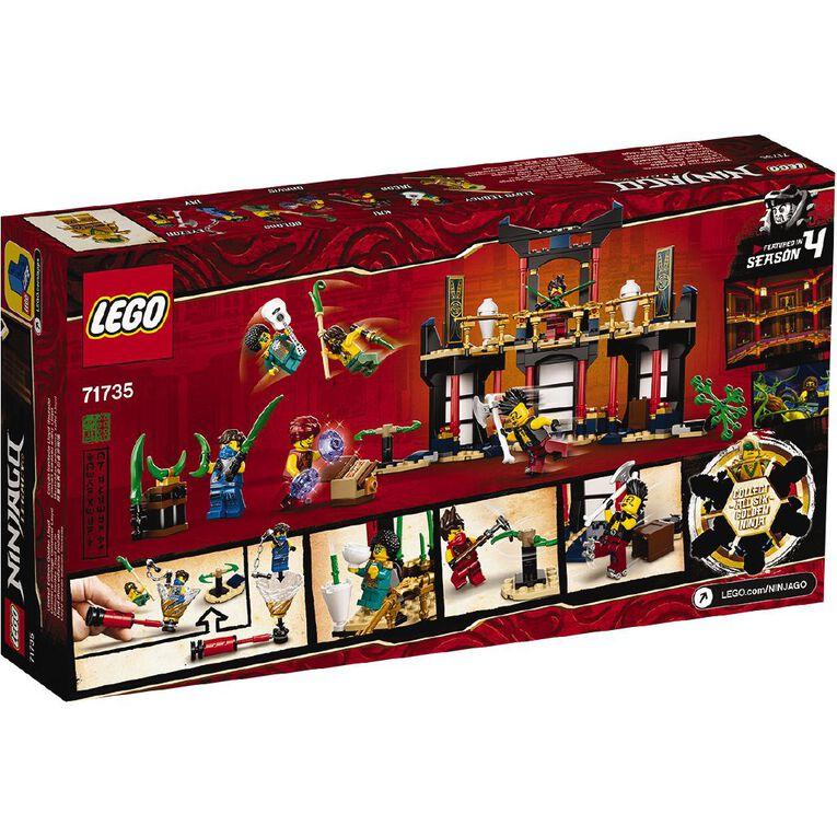 LEGO Ninjago Tournament of Elements 71735, , hi-res