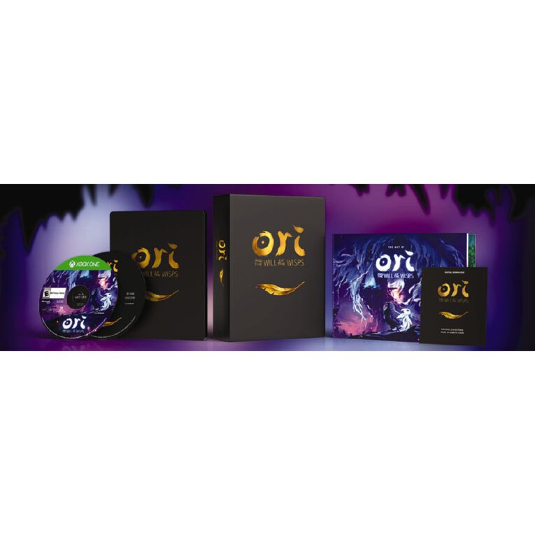 XboxOne Ori and the Will of the Wisps Collectors Edition, , hi-res