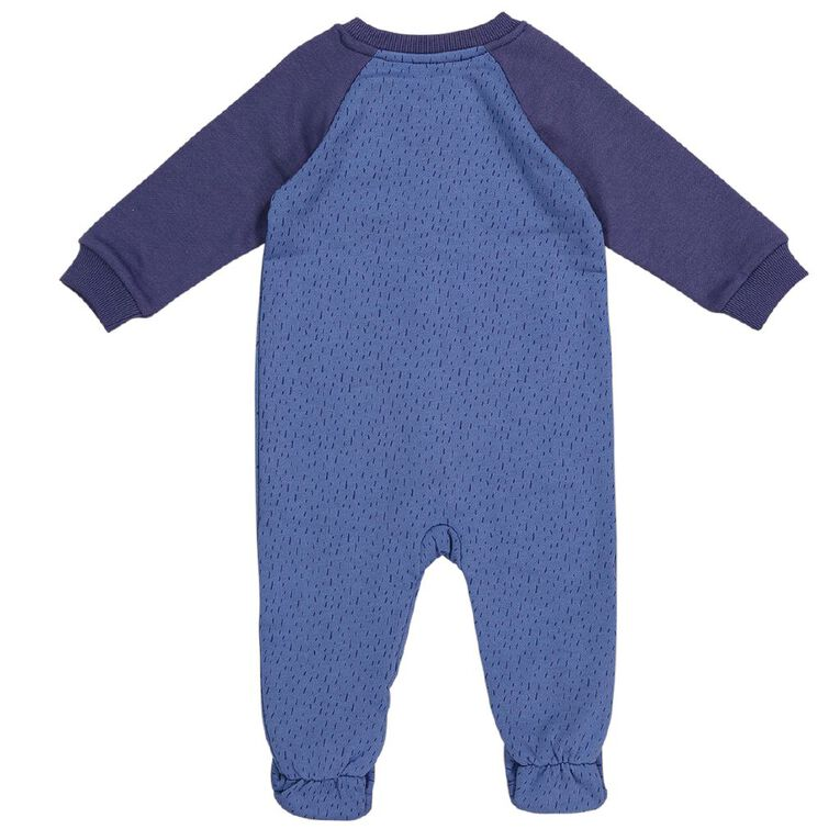 Young Original Baby Novelty Coverall, Blue Mid, hi-res