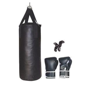 Active Intent Fitness Boxing Starter Kit Black