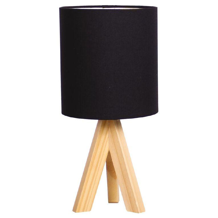 Living & Co Lilou Table Lamp Black, , hi-res