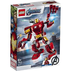 LEGO Marvel Super Heroes Iron Man Mech 76140