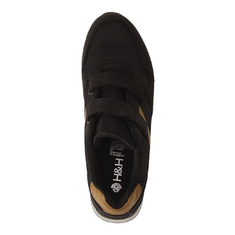 H&H Neilson Shoes, Black, hi-res