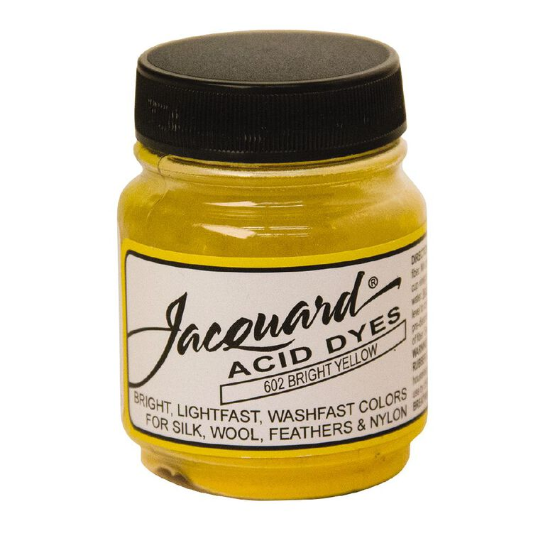 Jacquard Acid Dye 14.17g Bright Yellow, , hi-res