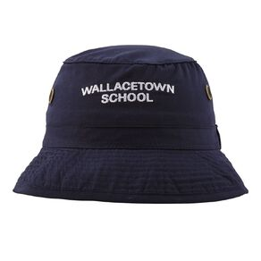 Schooltex Wallacetown Bucket Hat with Embroidery