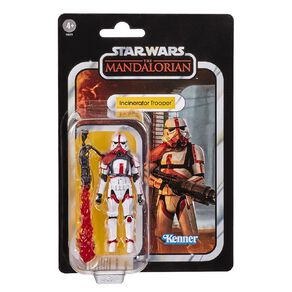 Star Wars Incinerator Trooper Vintage 3.75 Inch Exclusive