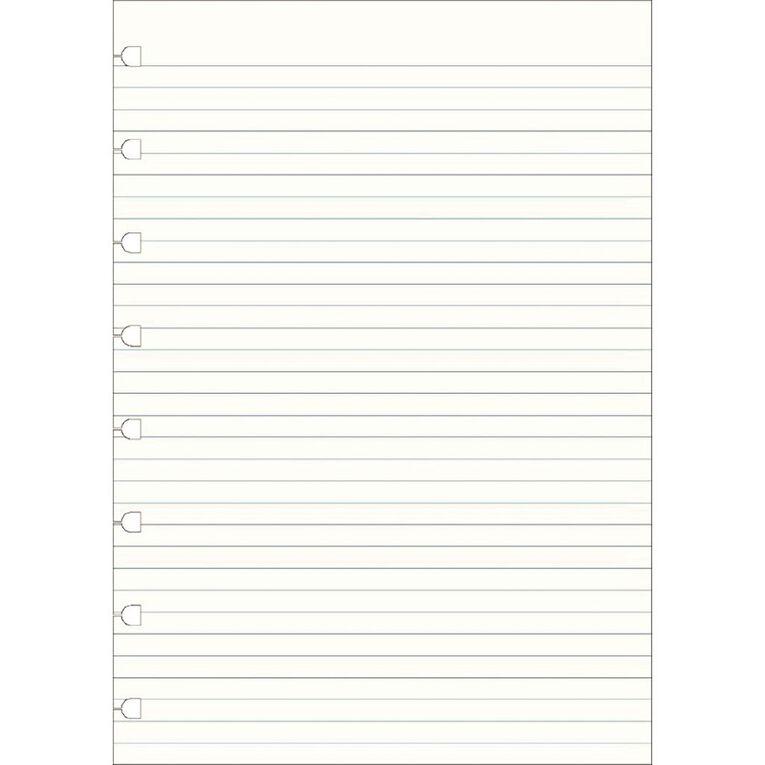 Filofax Notes White Ruled 32 Sheet A5, , hi-res