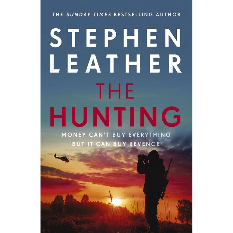 The Hunting by Stephen Leather, , hi-res image number null