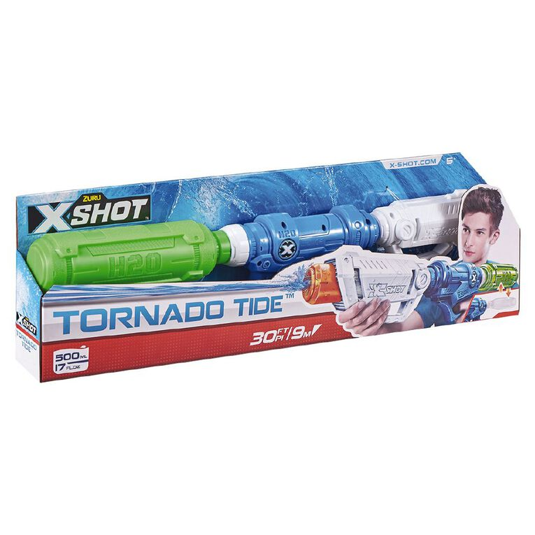 Zuru X-Shot Water Warfare Tornado Tide, , hi-res