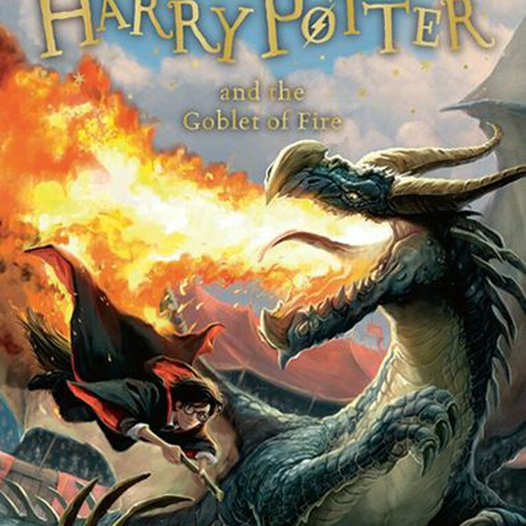 Harry Potter #4 The Goblet of Fire by JK Rowling, , hi-res