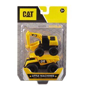 Caterpillar Little Machines 2 Pack Assorted