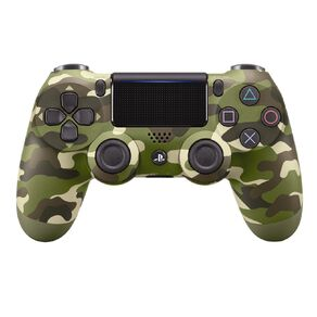 PS4 DualShock 4 Limited Edition Green Camo