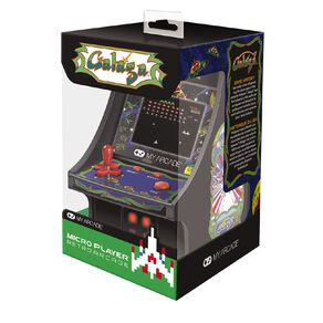 MyArcade Retro Galaga Micro Player