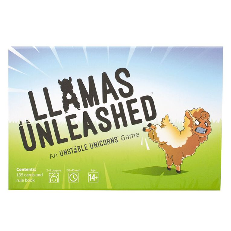 Llamas Unleashed Game, , hi-res