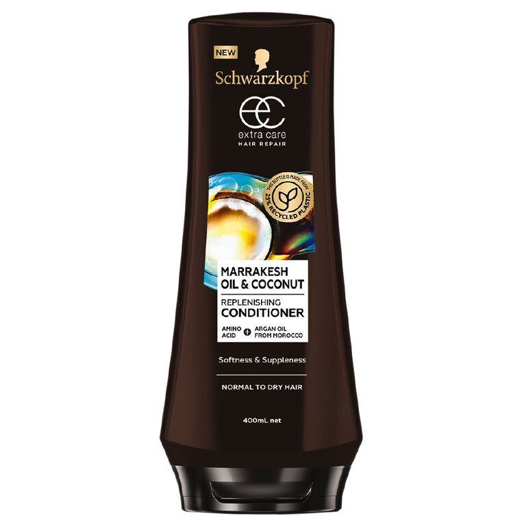 Schwarzkopf Extra Care Marrakesh Oil & Coconut Conditioner 400ml, , hi-res