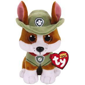 Paw Patrol TY Beanie Tracker 15cm Plush