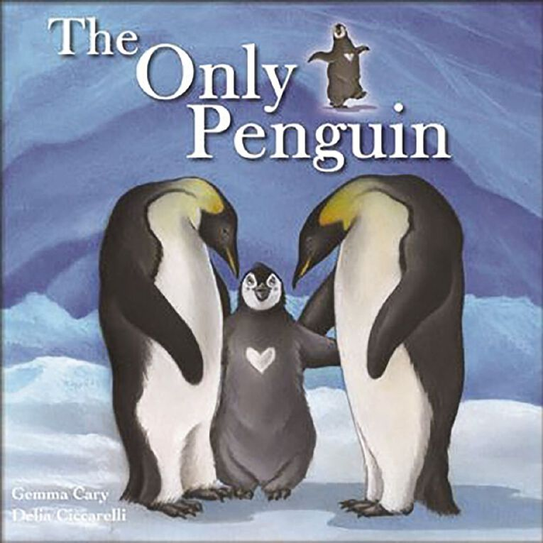 The Only Penguin Storybook, , hi-res