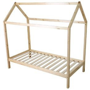 Living & Co Kids Canopy Single Bed