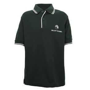 Schooltex Valley School Short Sleeve Polo with Embroidery