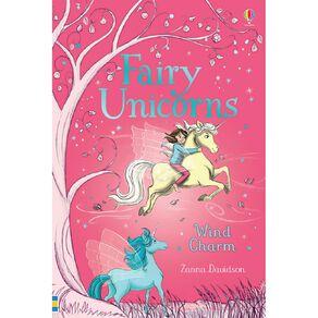 Fairy Unicorns #3 Wind Charm by Zanna Davidson