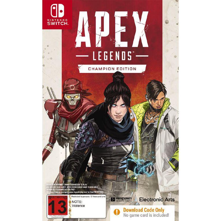 Nintendo Switch Apex Legends Champions ED NSW, , hi-res